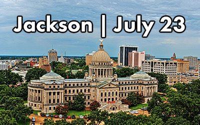 Jackson - July 23, 2021