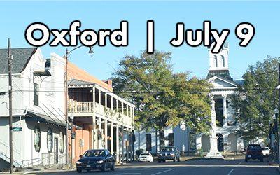 Oxford - July 9, 2021